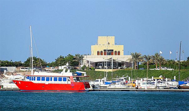 Яхт-клуб Аль Хамра