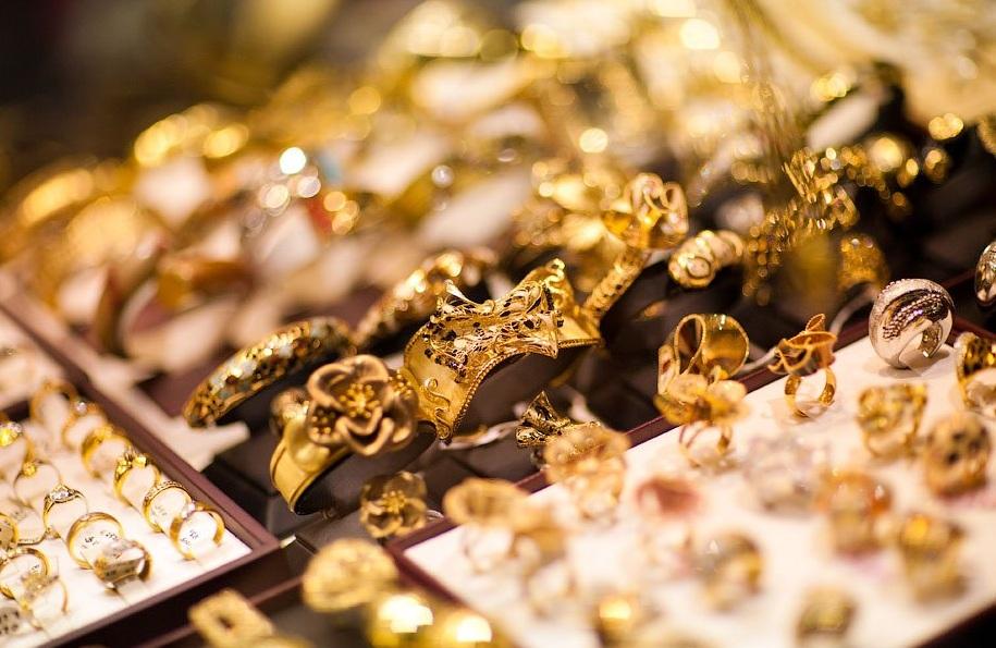 Золотой рынок в Дубае