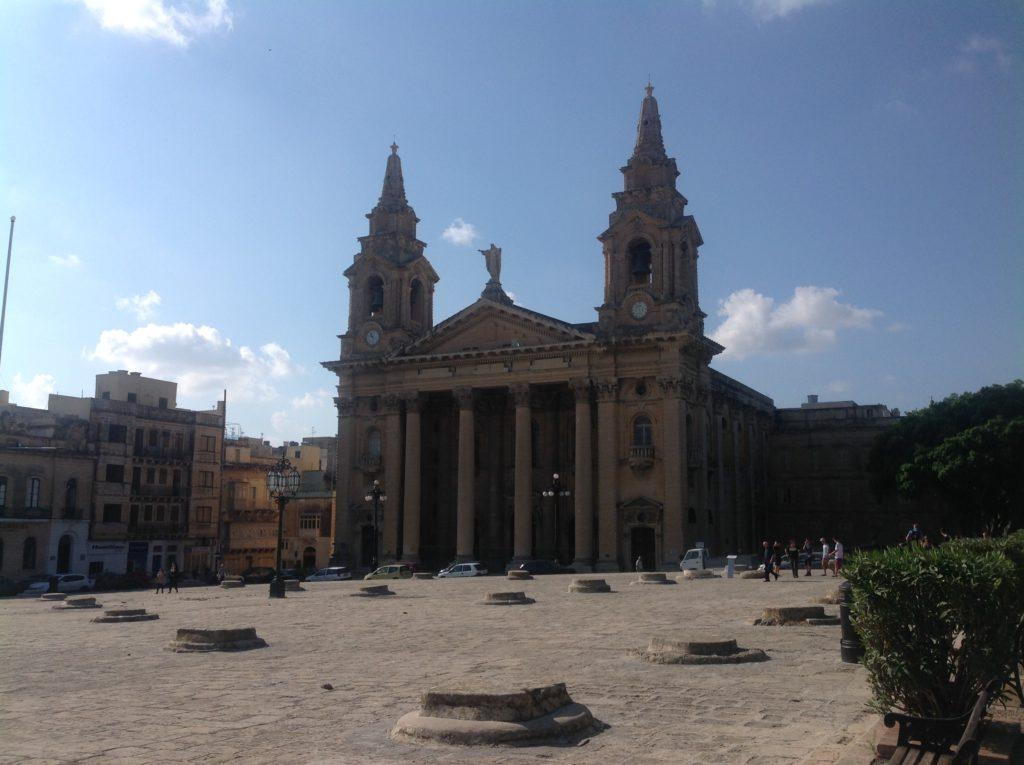 Площадь святого Публия