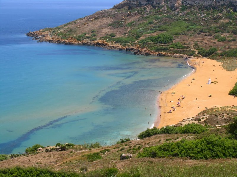 Пляж Рамла