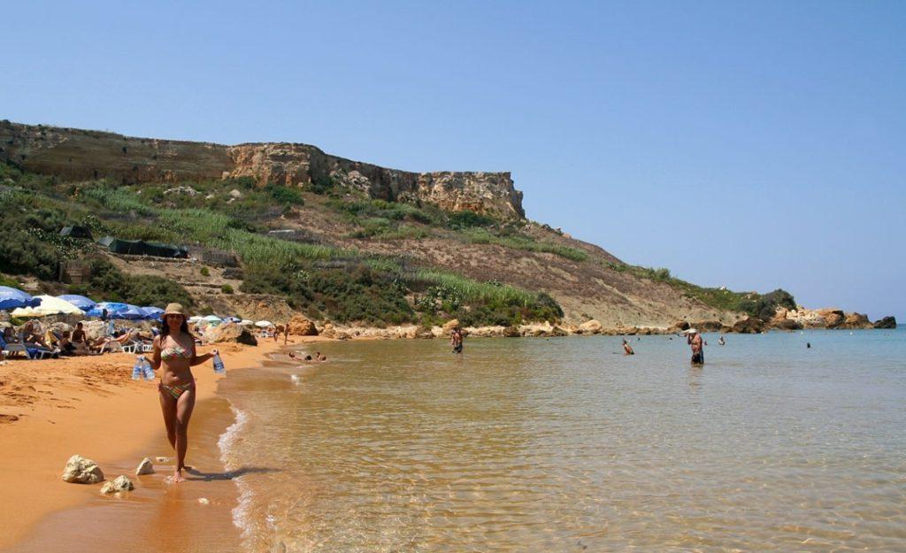 Пляж Сан-Блас