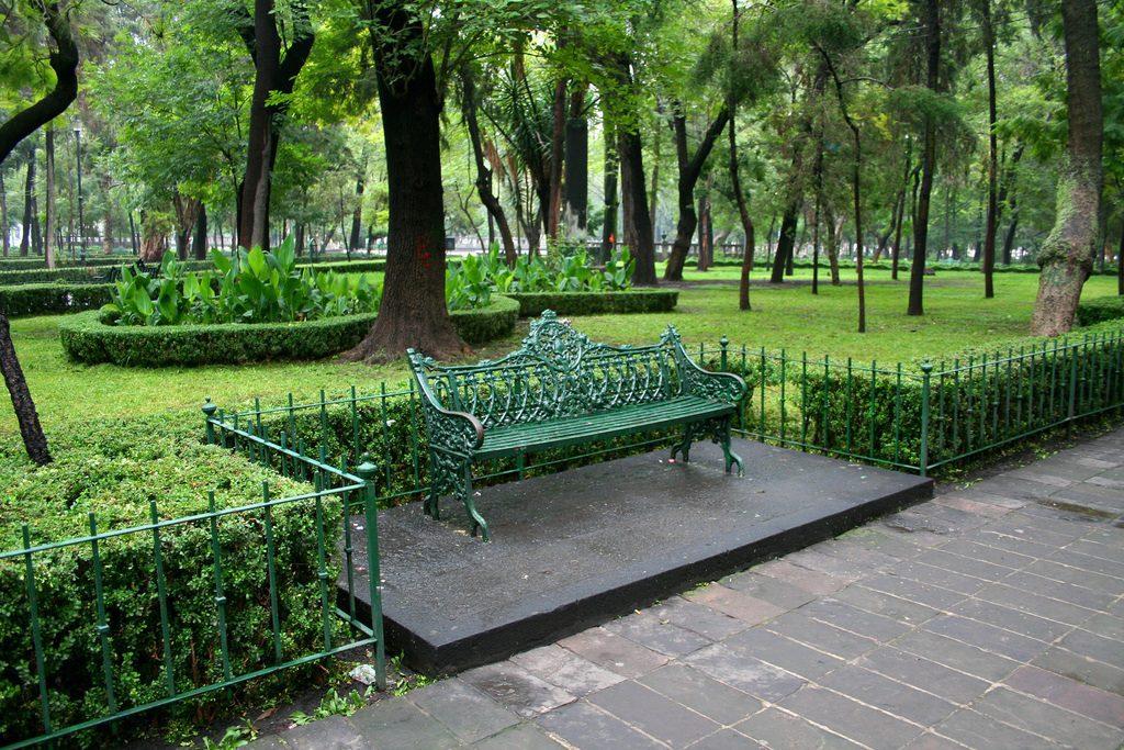 Парк Аламеда